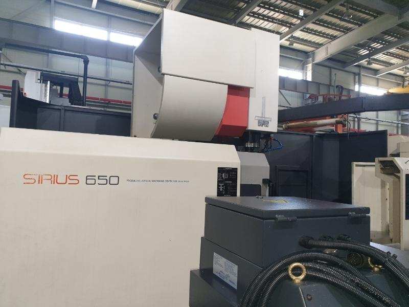 Used Machining Centers Hwacheon SIRIUS650  for Sale