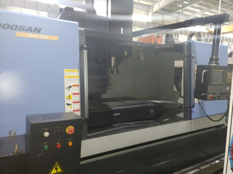 Used Machining Centers Doosan Mynx750  for Sale